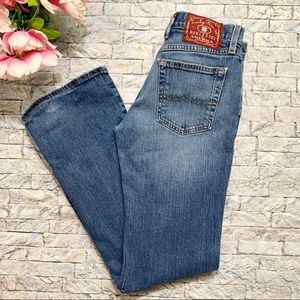 Vintage Lucky Brand Mid Rise Flare Jeans